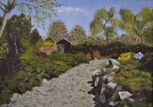 The flowers garden - Isfahan  Elham Dezyani