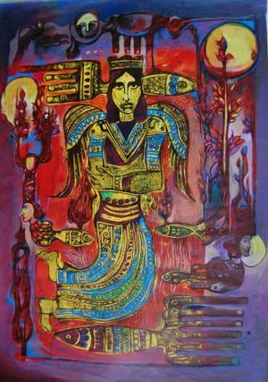 Untitled  Adel  Yazdi