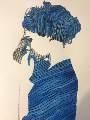 Aphrodite - The Goddess of Water  Asma Karimi