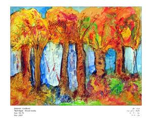 Autumn  Hosnieh Zaferanchi zadeh mogadam