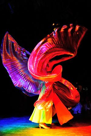 رقصنده از محمد صادق نیک نهاد