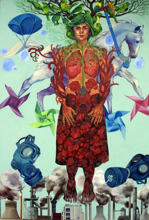 Works Of Art Samira Darya