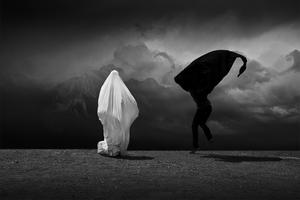 black-white  Pouya Ahmaripour