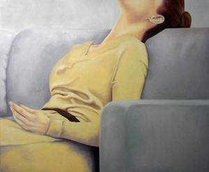 زن ها و مبل ها از مریم درویش