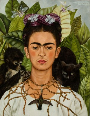 Untitled  frida kahlo