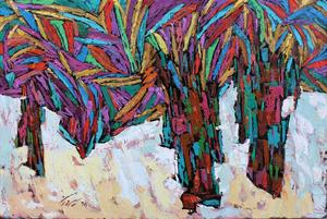 از مجموعه درختان از سیروان کنعانی