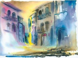 Works Of Art Marjan  Modarresi