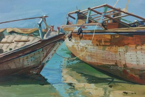 Works Of Art Zohreh  Khalifehqoli