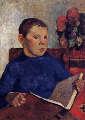 Clovis   Paul  Gauguin