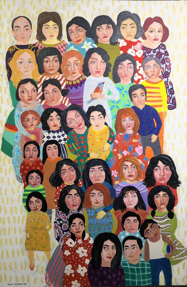 Works Of Art art university tehran