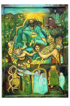 Norooz (Shahnameh)  tarane sadeghian-broojeni