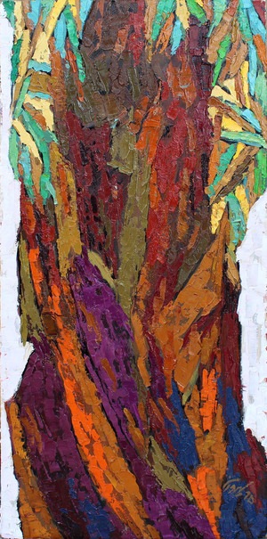 از مجموعه درختان3 از سیروان کنعانی