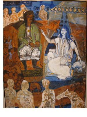 Leili o Khalifeh  tarane sadeghian-broojeni