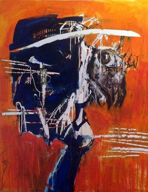 Untitled،،،  Mohsen Hoseinmardi