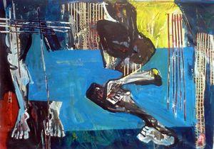 Untitled،  Mohsen Hoseinmardi