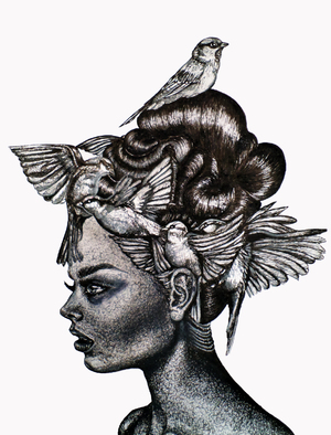 my mind2  Nina Javadi ghane