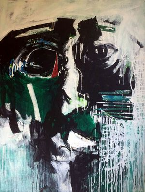 Untitled،،-  Mohsen Hoseinmardi