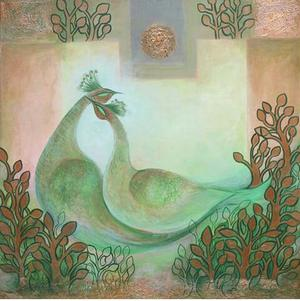 The birds  Farzaneh Mahjoobi