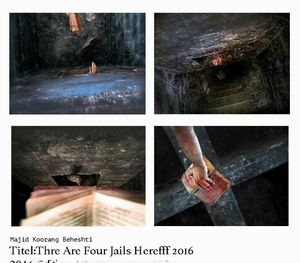 Four Prisons  MAJID  KORANGBEHESHTI
