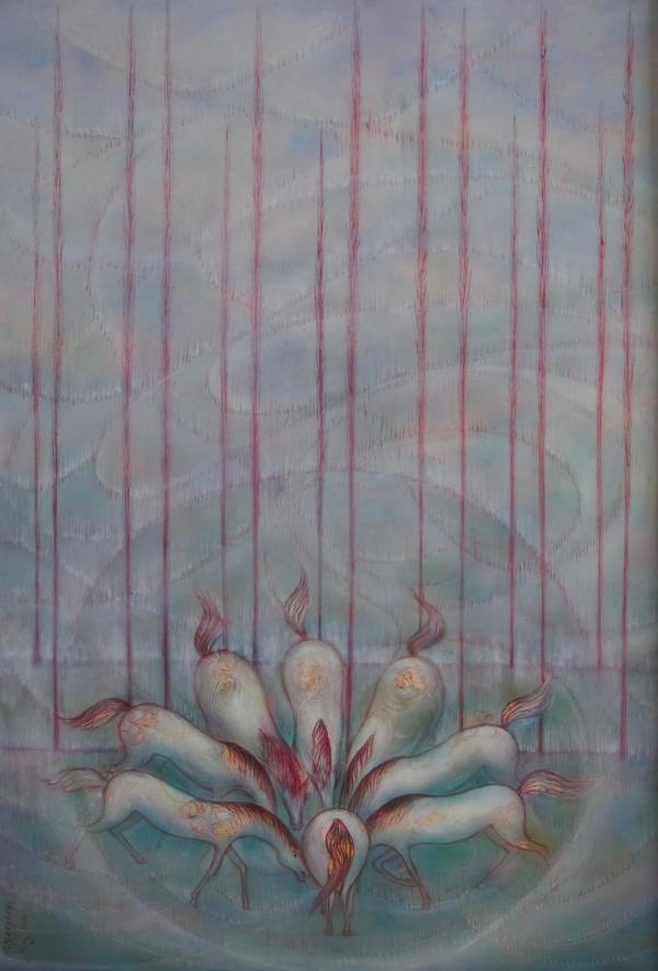 Works Of Art Hossein Mahjoobi