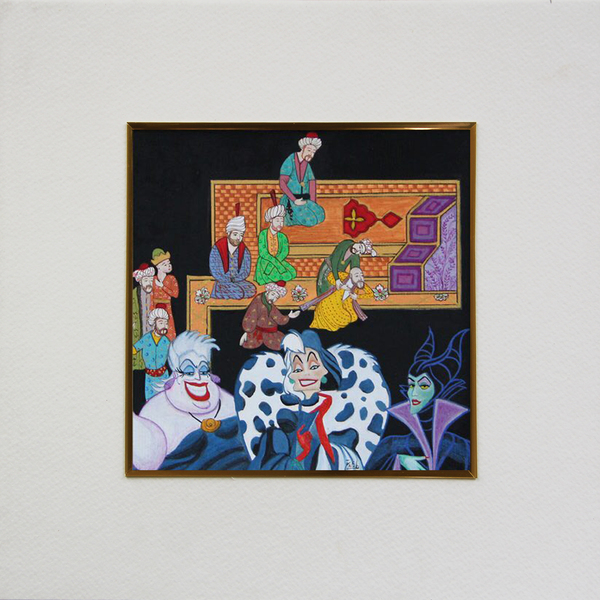 Works Of Art Tayyebeh Dezhdoust