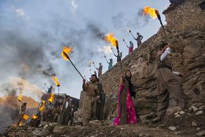 kurdish noroz  farhad motaei