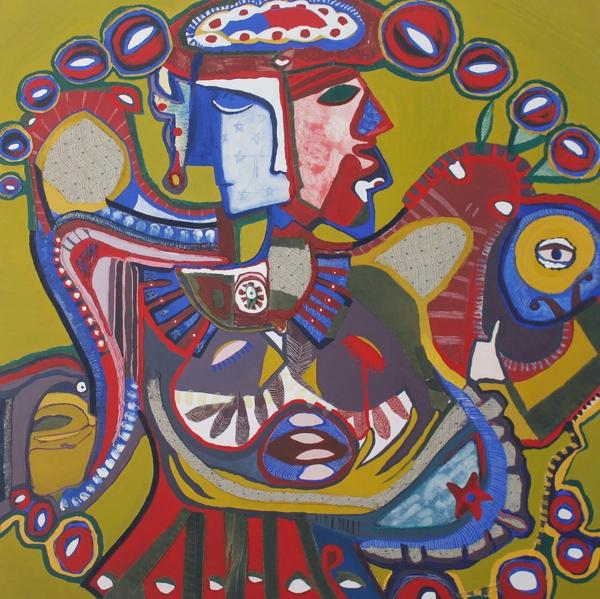 Works Of Art gandom Taghizadeh