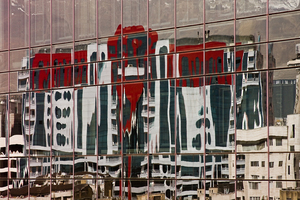 cityscapes of tehran  Hoofar Haghighi