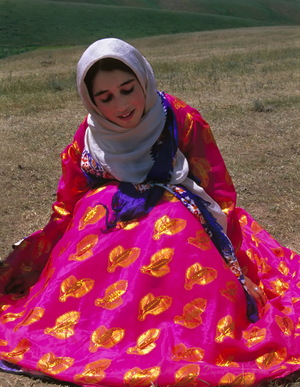 bride  Ramesh Hoseini lahiji