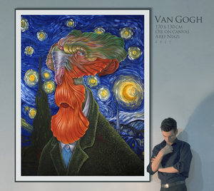 in praies of Van Gogh