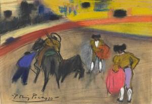 The Picador  Pablo Ruiz y Picasso
