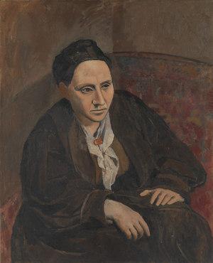Gertrude Stein  Pablo Ruiz y Picasso