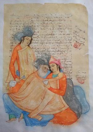 Poetic Fragment 1  habibollah soukhtehsaraei