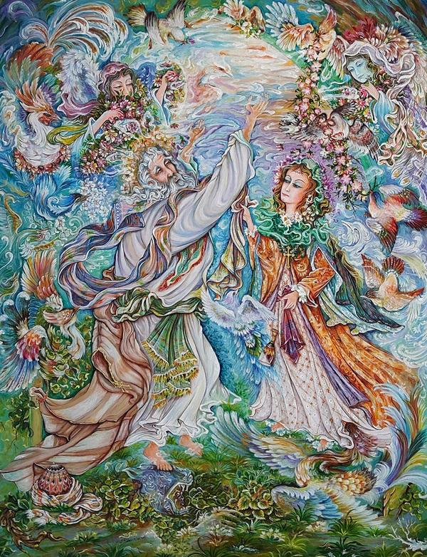 Works Of Art abolghsem dast fili - davoodi