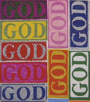 Color of God   Farhad Moshiri