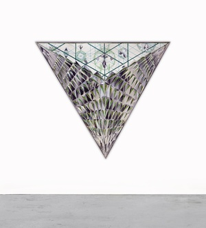 TRIANGLE OF HOPE  monir farmanfarmian