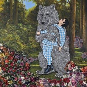 Secret Garden  Farhad Moshiri