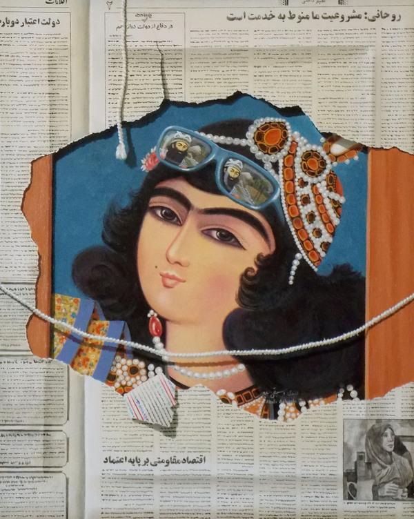 آثار هنری عبدی  اسبقی