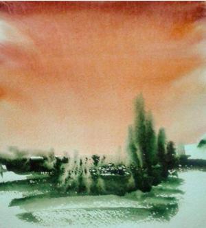 daily art  luisa afshanfar