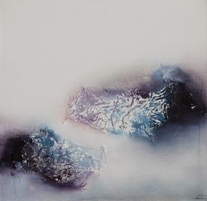 untitled blue 2  Taraneh Ebrahimi