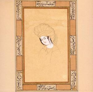 persian art  luisa afshanfar