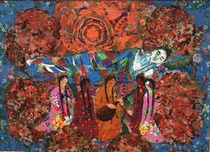 Untitled 4  aaneh mohammad tatari