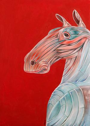 The Horse  Aref Niazi