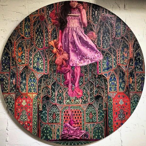 Works Of Art Alireza Chamak