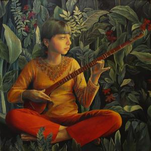 Musician  maryam rangamiz