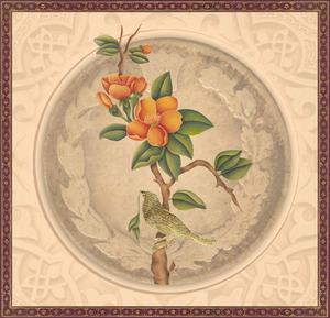 Flower Coin  Susan Adibi
