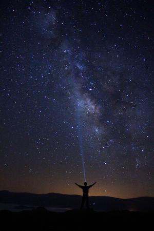 night sky 3  Darush Abdi alashti