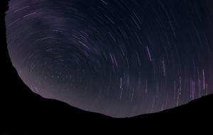 night sky 2  Darush Abdi alashti