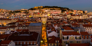 Sunset City Lisbon One  shoresh mobasheri