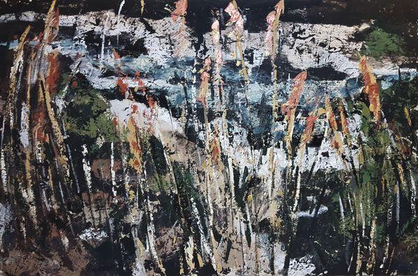 Works Of Art Pegah Mohammadi